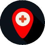 Clínicas e Centros de Saúde