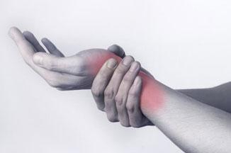 tendinite pulso